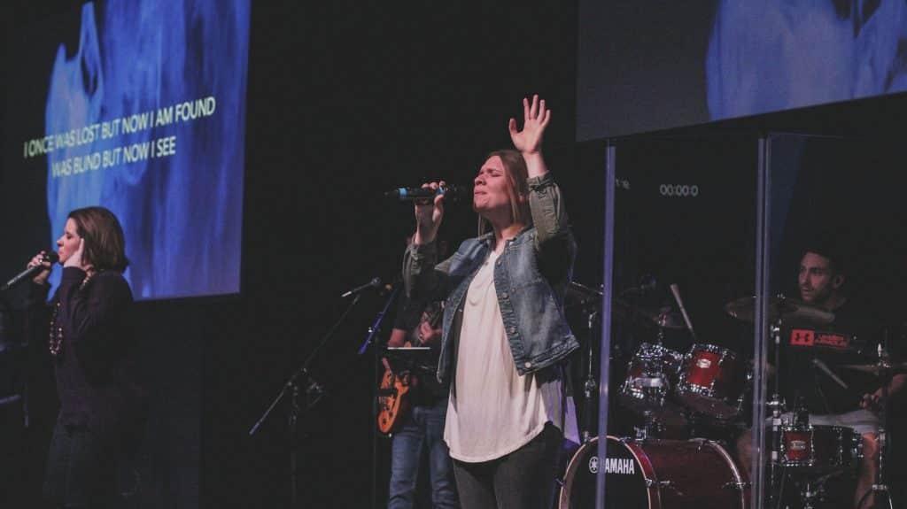 Women Leading Worship