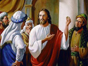Jesus Taught in Nazareth