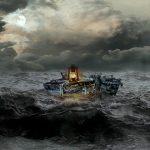 Jesus Calmed a Storm